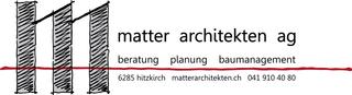 Bild Matter Architekten AG