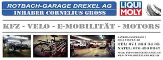 Immagine Rotbach-Garage Drexel AG