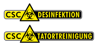 Photo CSC Desinfektion und Tatortreinigung GmbH