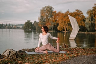 Photo Feel Good Yoga Anna Küng