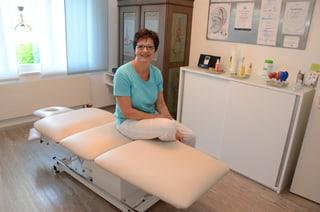 Bild Massagepraxis Esther Gröbli
