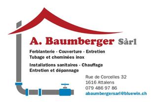 Immagine A. Baumberger Sàrl