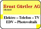 Bild Gürtler Ernst AG