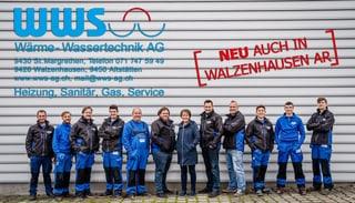 Bild WWS Wärme- Wassertechnik AG