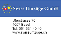 Photo Swiss Umzüge GmbH