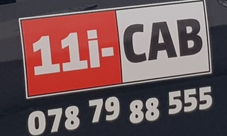 Bild 11i-Cab Regio-Taxi