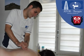 Bild Med. Masseur eidg. FA | ATOR - Therapie, Andreas Schläpfer | Krankenkassen anerkannt
