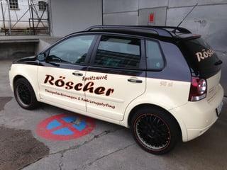 Photo Röscher Designlackierungen & Fahrzeugstyling