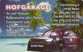 Immagine Hofgarage Basel GmbH