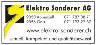 Immagine Elektro Sonderer AG
