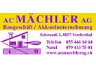 Immagine AC Mächler AG