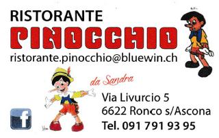 Photo Ristorante Pinocchio da Sandra