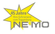 Bild Nemo-Schreinerei AG