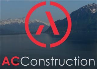 Bild AC Construction Sàrl