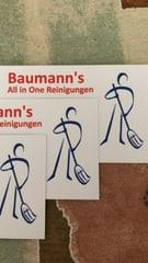 Bild Baumann's All in One Reinigungen