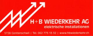 Bild H + B Wiederkehr AG