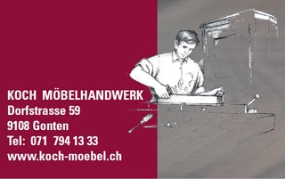 Bild Koch Möbelhandwerk AG